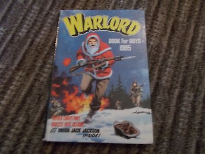 Warlord Annual 1985 Super Condition