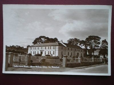 Postcard Rp Waterford Mount Melleray Abbey - Ladies Guest House C1949