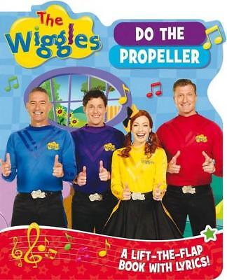 NEW The Wiggles Lift-the-Flap Books with Lyrics Hardcover Free Shipping