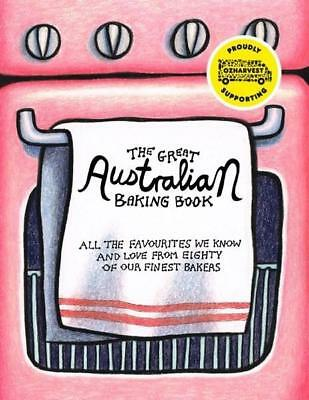 NEW The Great Australian Baking Book By Helen Greenwood Hardcover Free Shipping