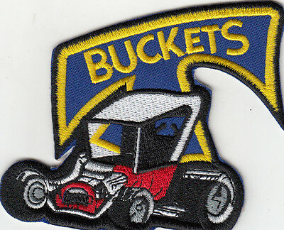 Ford T Bucket Embroidered Patch