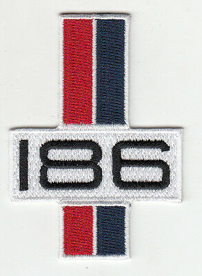 Holden 186 Embroidered Patch