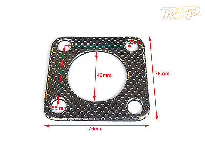 Turbo - Manifold Gasket Fits CT9 Turbocharger used on Starlet Glanza EP82 EP91