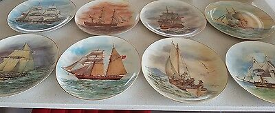 collectors plates signature edition westminster the ships that made australia