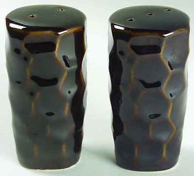 Sango CONTINENTAL-BLACK Salt & Pepper 7376062