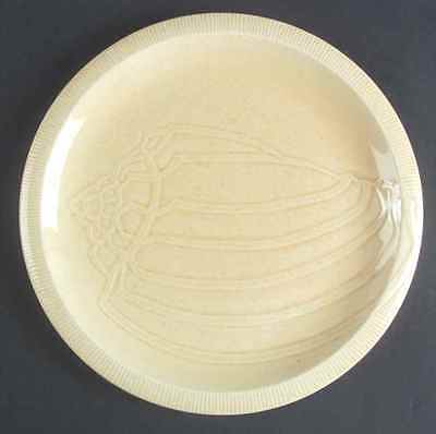 "Franciscan SEA SCULPTURES SAND CONCH 10 1/2"" Dinner Plate 6222018"