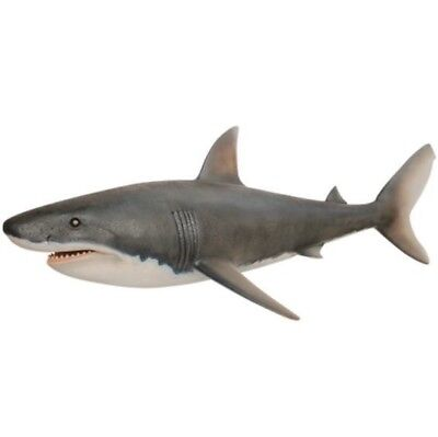 Shark Great White Fish Life Size Resin Hanging Statue - Free Ship
