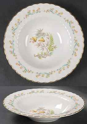 Syracuse TEMPLE BELLS Rimmed Soup Bowl 707265
