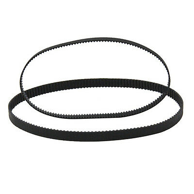 1pc 3D Printer GT2 Closed Loop Timing Belt 110-852mm 6mm Width Synchronous  Calm