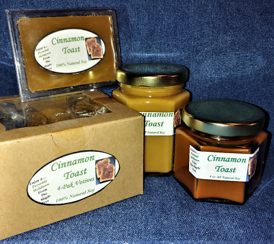 Cranberry Salsa Tarts /& Votives *NEW* Hand Poured Holiday Scents Soy Candles