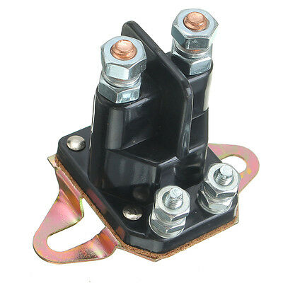 12V Solenoid Starter Relay Contactor Switch Engine for BRIGGS & STRATTON MTD