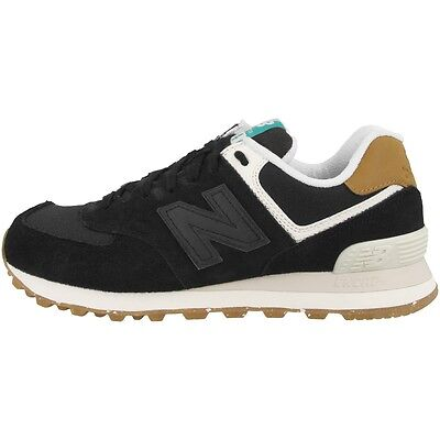 0f73e23224d New Balance WL 574 SEC Women Schuhe black powder Damen Sneaker ML 410  WL574SEC