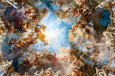 Restored ANTIQUE VERSAILLES PRINTS High Res Images - Make & Sell Prints - On DVD