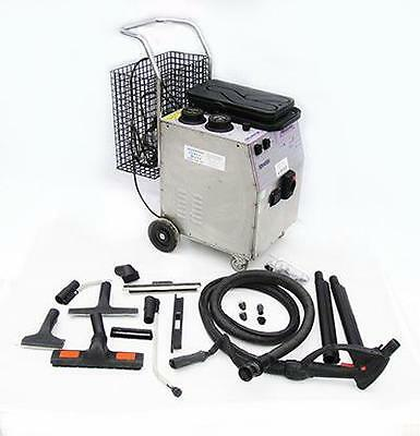 Matrix SDV4500 - Reconditioned 4.5 bar steam cleaner with Vacuum and Detergent