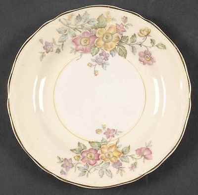 Edwin Knowles BOUQUET Bread & Butter Plate 7485671