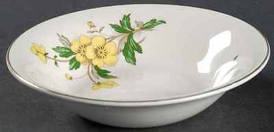 Edwin Knowles BUTTERCUP Fruit Dessert (Sauce) Bowl 294906