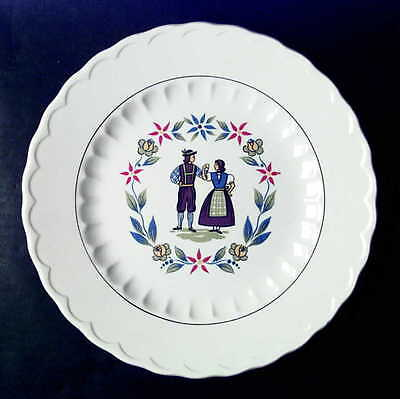 Edwin Knowles MAYFLOWER Dinner Plate 2051535