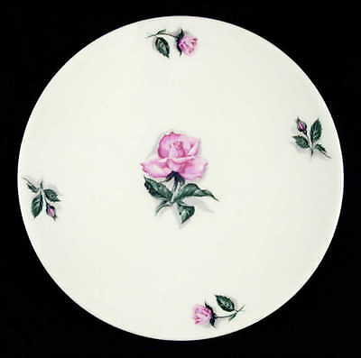 Edwin Knowles ROSE AND LEAF Bread & Butter Plate 813717