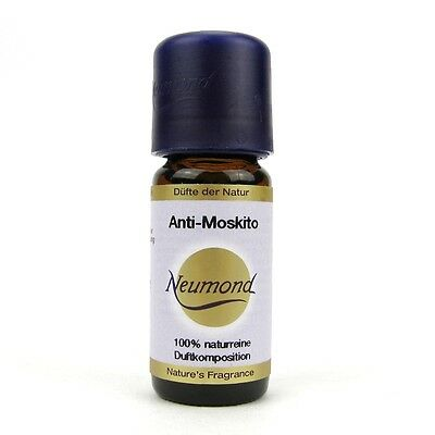 (63,90/100ml) Neumond Anti Moskito Duftmischung 100% naturrein 10 ml