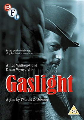 Gaslight  (UK IMPORT)  DVD NEW
