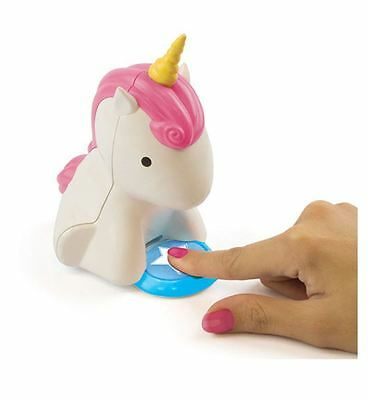 Unicorn Nail Dryer Air Blow Accessory Gift for Girls Beauty Manicure Pedicure