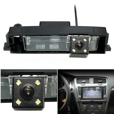CCD HD Rear View Camera Reversing Reverse Back up Night Vision for TOYOTA RAV4
