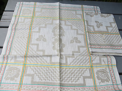 """Unused Set Of Two ( 2 )  Towels - Dish - Hand Tea Towels Napkins 22 """" by """""""""""