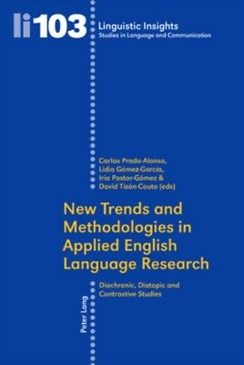 New Trends and Methodologies in Applied English Language Research...
