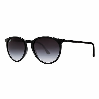 Ray Ban RB4274 601/8G 53mm Erika Black Grey Gradient Round Sunglasses