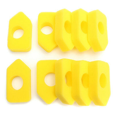 10Pcs Foam  Air Filter Replacement For Briggs & Stratton 698369 4216 5088 5099
