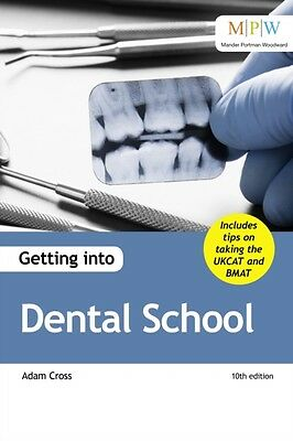 Getting Into Dental School, Cross, Adam, 9781911067351