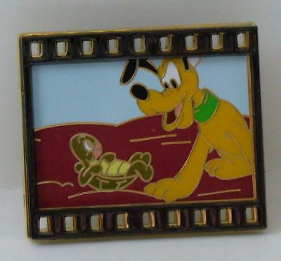 Disney Classic Animated Shorts Pluto & Turtle LE Pin