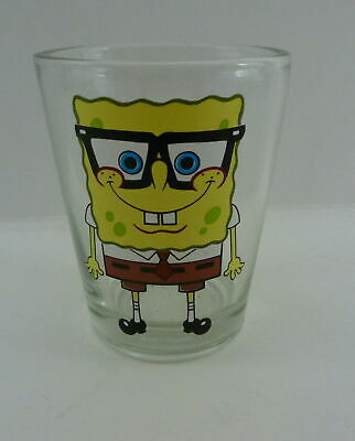 Nickelodeon SpongeBob Squarepants Glasses Shot Glass