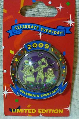Disney 2009 Celebrate Everyday Hitchhiking Ghosts LE Pin