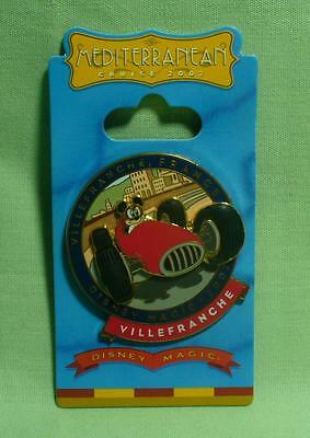Disney Cruise Line Disney Magic 2007 Mediterranean Mickey Mouse France Pin