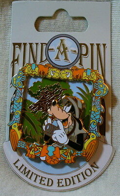 Walt Disney World Find A Pin Collection Goofy LE Pin