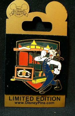 Walt Disney World Goofy Main Street Trolley LE Pin