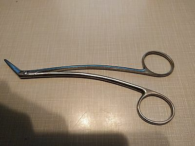 Storz N5064 Converse Dural Scissors Stainless Lab Nurse Training Md Vet Prop Ent