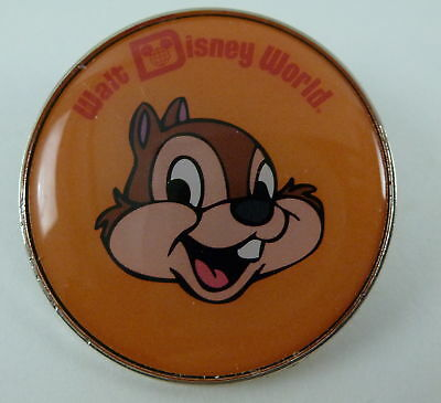 Disney Florida Project Character Buttons Chip Mystery Pin