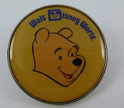 Disney Florida Project Character Buttons Winnie the Pooh Mystery Pin