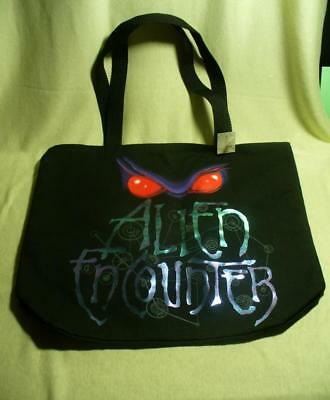 Walt Disney World Alien Encounter Canvas Tote Bag
