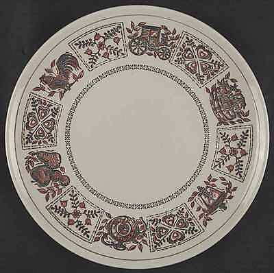 Taylor, Smith & Taylor PROVINCIAL GREEN Dinner Plate 8156799