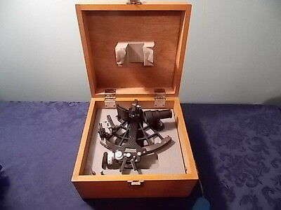 M.a.c. Measure All Marine Sextant. Tokyo