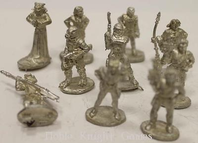 West End Star Wars Loose Minis Bounty Hunters Collection #3 NM