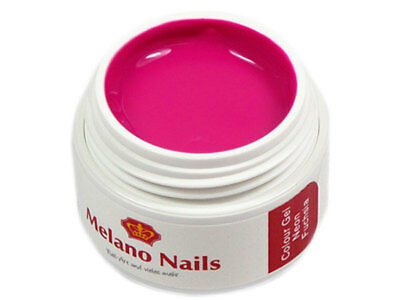 NEON Colour UV Gel Made in Germany 5ml Neon Fuchsia 0454
