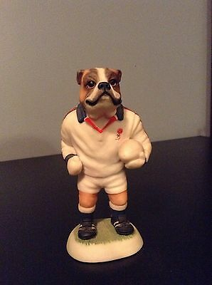 "Robert Harrop Bulldog ""British bulldog England"" Rugby"
