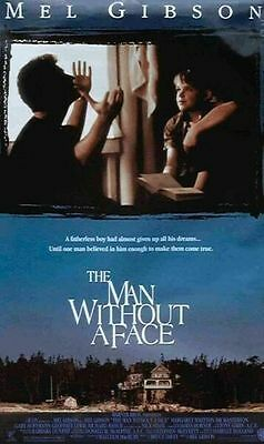 The Man Without a Face Original D/S One Sheet Rolled Movie Poster 27x40 NEW 1993