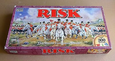Selection Of Replacement Spares For 1992/94 Risk Board Game; Armies/dice/rules