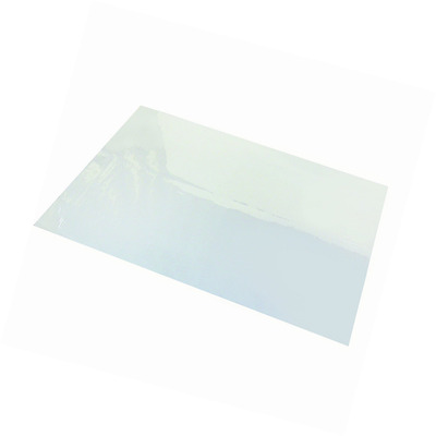 "25"" x 40"" Second Sight II Plastic Desk Protector Film, Clear"