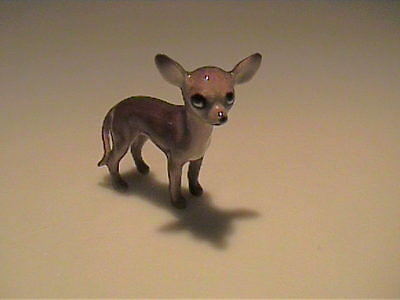 Vintage 1950's Hagen Renaker Miniature Standing Chihuahua Dog 🐶